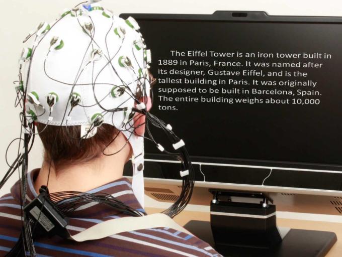 EEG focale Training neurovisivo presso l'oculista Letizia Mansutti