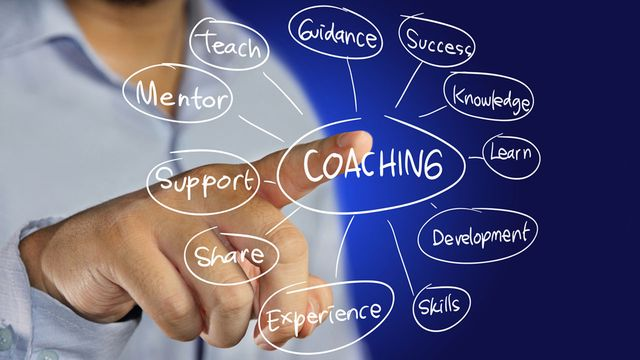 leader coaching